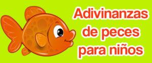 Adivinanzas de peces