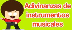 Adivinanzas sobre música