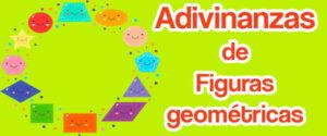 Adivinanzas de figuras geométricas